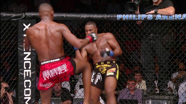 UFC 197 Inside The Octagon Jones vs Saint Preux